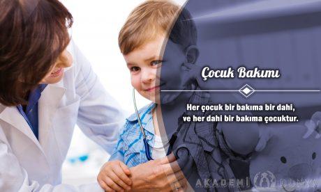 Çocuk Bakımı Ücretsiz Sertifikalı Eğitim