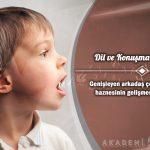Dil ve Konuşma Terapisi Ücretsiz Sertifikalı Eğitim