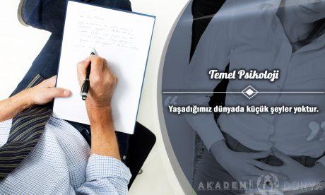 Temel Psikoloji Ücretsiz Sertifikalı Eğitim