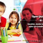 Uyum Güçlüğü Gösteren Çocuklar Ücretsiz Sertifikalı Eğitim