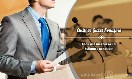 Etkili ve Güzel Konuşma Ücretsiz Sertifikalı Eğitim