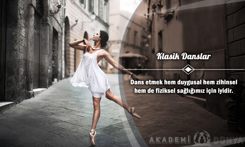 Klasik Danslar Ücretsiz Sertifikalı Eğitim