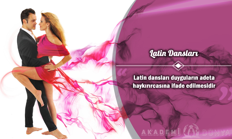 Latin Dansları Ücretsiz Sertifikalı Eğitim