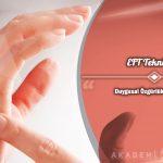 EFT Tekniği Ücretsiz Sertifikalı Eğitim