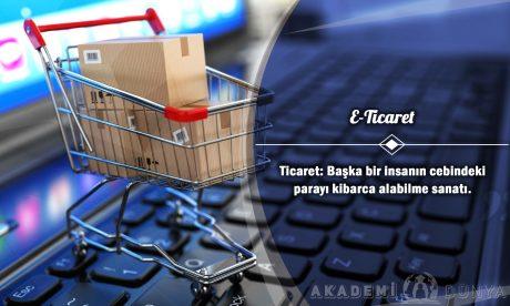 E-Ticaret Ücretsiz Sertifikalı Eğitim