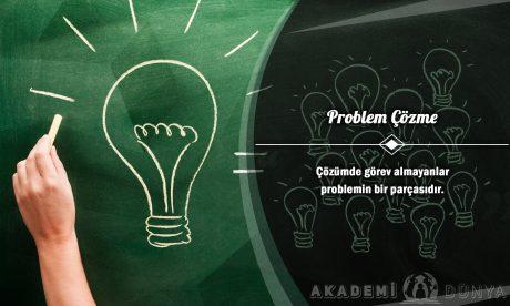 Problem Çözme Ücretsiz Sertifikalı Eğitim