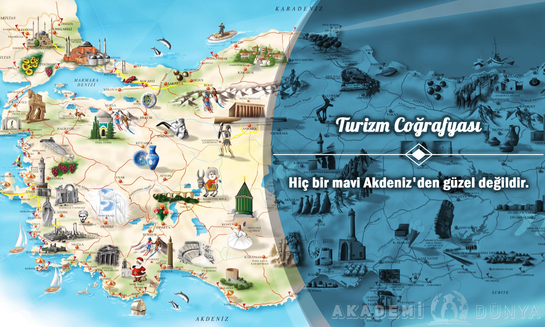Turizm Coğrafyası Ücretsiz Sertifikalı Eğitim