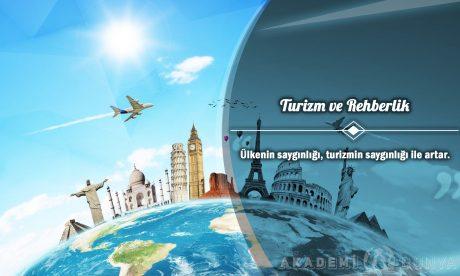 Turizm ve Rehberlik Ücretsiz Sertifikalı Eğitim