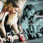 Vücut Geliştirme ve Fitness Ücretsiz Sertifikalı Eğitim