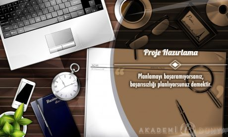 Proje Hazırlama Ücretsiz Sertifikalı Eğitim